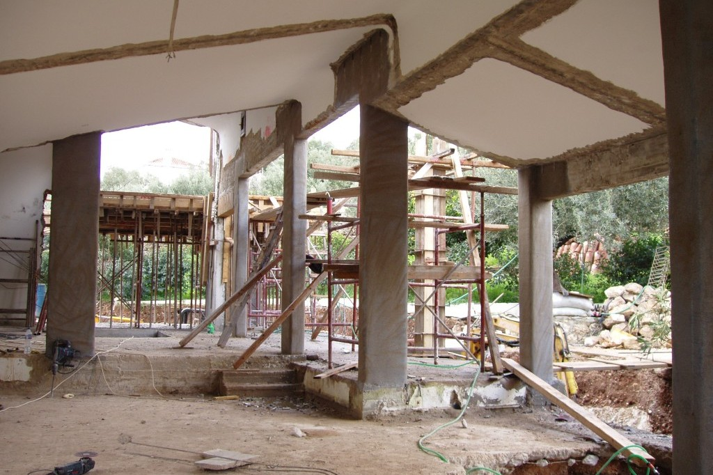 Chatzistergiou & Associates Structures Restoration